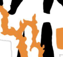 Hephaestus Sticker
