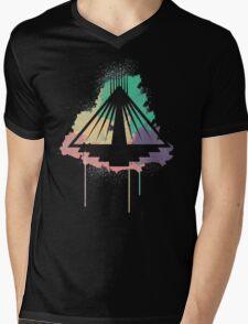 PE Mens V-Neck T-Shirt