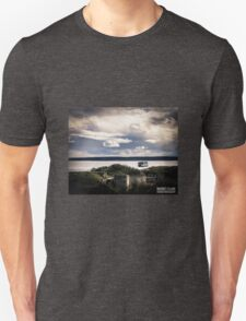 Fort Casey Ferry Boat  Unisex T-Shirt