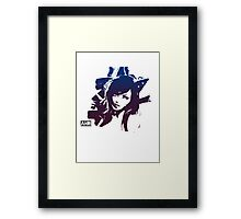 Ahri Framed Print