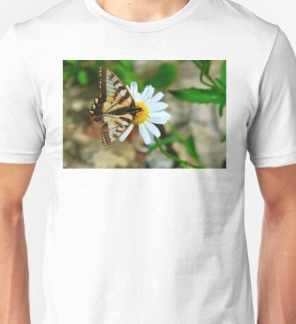 Resting on a Hot Day Unisex T-Shirt