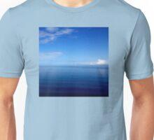 Where Water Meets Sky... (A15) Unisex T-Shirt