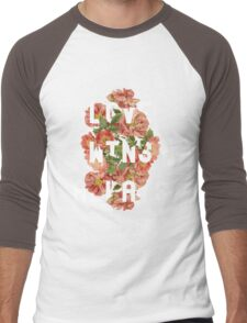 Love Wins Always Men's Baseball ¾ T-Shirt