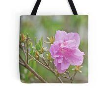 Pink Azalea 3 Tote Bag