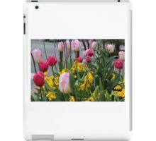 Tulips from Normandie iPad Case/Skin