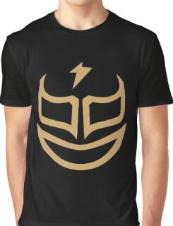 mascaras3 smartphone case Graphic T-Shirt