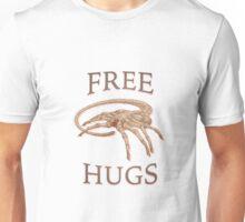 Free Hugs Alien Face Hugger Unisex T-Shirt