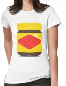 Jar Womens Fitted T-Shirt