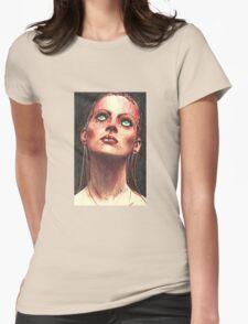 darkmoss Womens Fitted T-Shirt