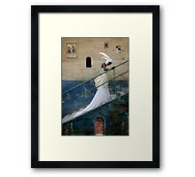 After the Night Framed Print
