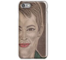 An American Superstar film and movie actress iPhone Case/Skin