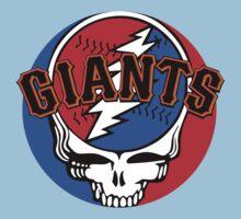 Grateful Dead SF Giants Kids Clothes