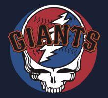 Grateful Dead SF Giants One Piece - Long Sleeve