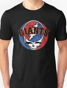 Grateful Dead SF Giants T-Shirt