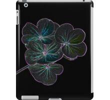 Geranium iPad Case/Skin