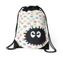 Carefree Soot Sprite Drawstring Bag