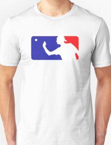 Beer Pong.  Unisex T-Shirt