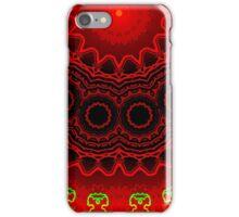 Manhattan Project Mandala Lime iPhone Case/Skin