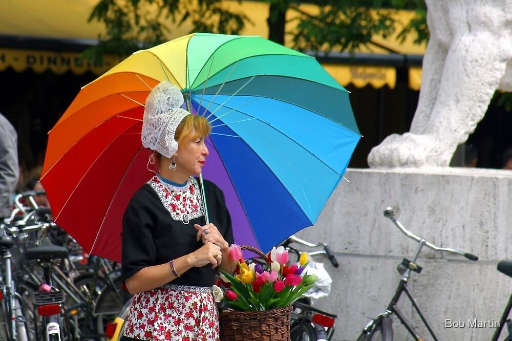 Dutch rainbow by Bob Martin