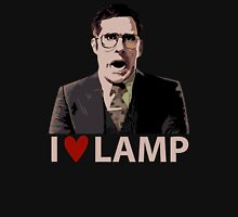 Anchorman I Love Lamp T-Shirt