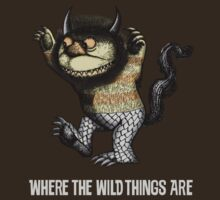 Where The Wild Things Are by FlashJr
