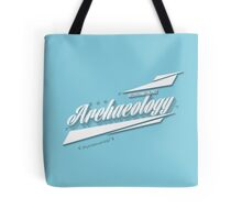 Archaeology Retro Tote Bag