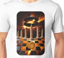 The Elemental Tourist - Fire Unisex T-Shirt