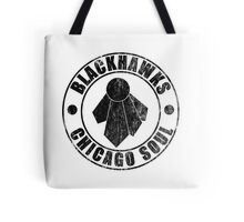 Chicago Soul (Distressed) Tote Bag