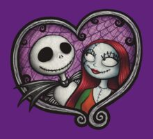 Jack and Sally by Ellador