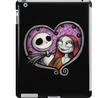 Jack and Sally iPad Case/Skin