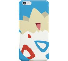 Minimalist Togepi iPhone Case/Skin