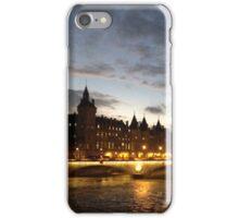Paris at Night iPhone Case/Skin