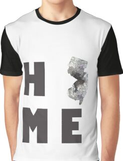"""New Jersey """"HOME"""" Graphic T-Shirt"""