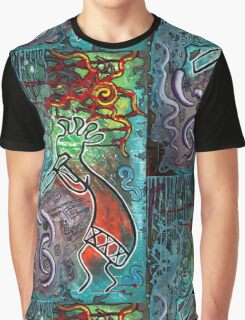 Kokopelli Graphic T-Shirt