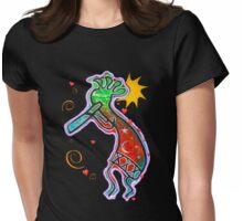 Kokopelli Womens Fitted T-Shirt