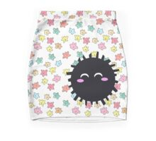 Delighted Soot Sprite Mini Skirt