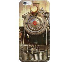 Engine No. 90 iPhone Case/Skin