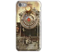 Engine No. 90 iPhone Case/Skin