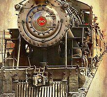 Engine No. 90 by David Marciniszyn