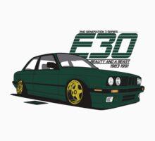E30 - Beauty and a Beast by iDubberEA