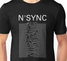N'SYNC - Unknown Pleasures Unisex T-Shirt