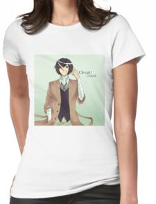 Bungou Stray Dogs Womens Fitted T-Shirt