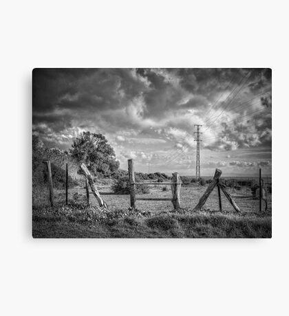 Landscape Tarifa Canvas Print