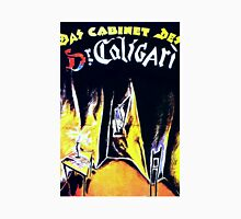 Caligari Poster With Chair Unisex T-Shirt