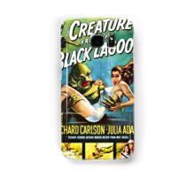 Creature from the Black Lagoon Retro Movie Pop Culture Art Samsung Galaxy Case/Skin