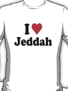 I Heart Love Jeddah T-Shirt