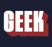 Geek ! Baby Tee