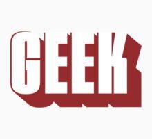 Geek ! Kids Tee