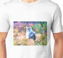 Bertie in the Meadow Unisex T-Shirt