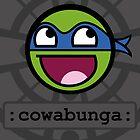 Cowabunga Buddy Squad: Leonardo by Cowabunga